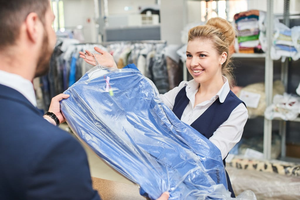 dry cleaning delivery service in Williamsburg Va
