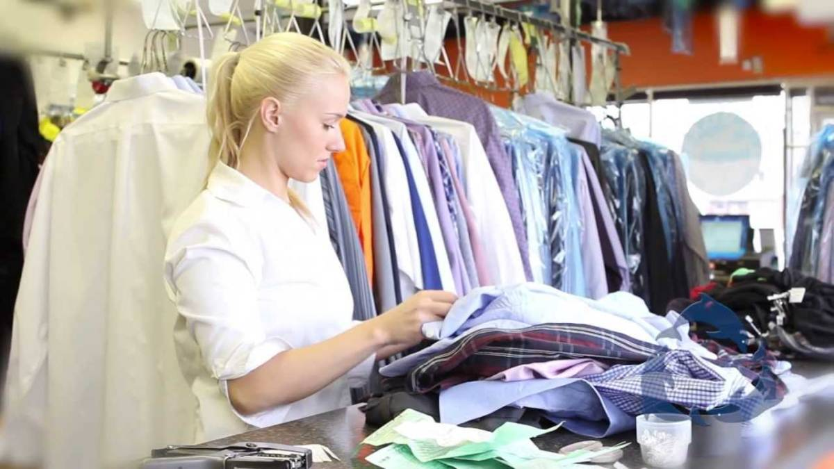 dry cleaning delivery service in Chesapeake va