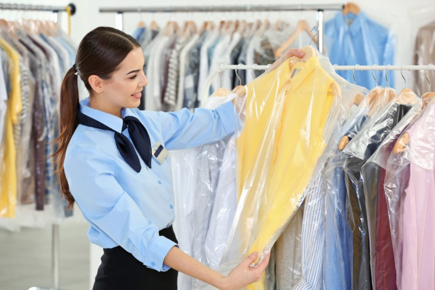 dry cleaning delivery service in hampton va